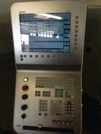 CNC vertikale maskineringssenter DMG DMU 50 ECO