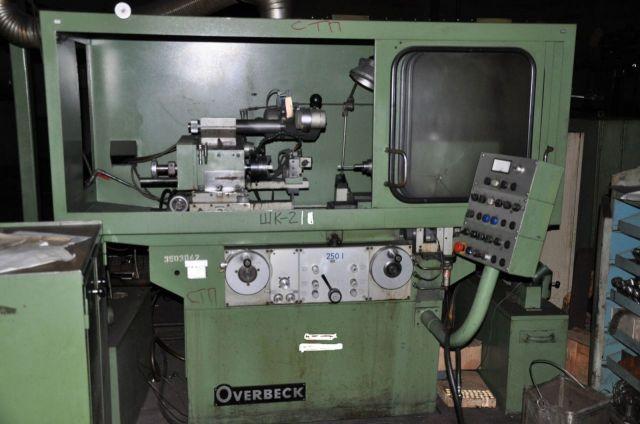 Внутришлифовальный станок OVERBECK 250 I HA 1987