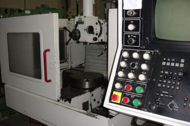 CNC Fräsmaschine HERMLE UWF 600 1986