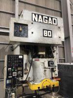 Prensa excéntrica 0983 NAGAO JAPAN NCP-80