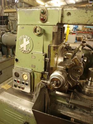 Talladora de engranajes PFAUTER P 250 1969