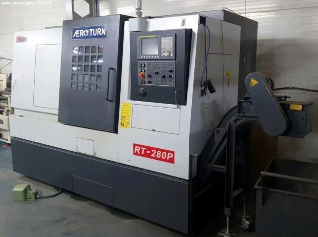 CNC Lathe MDM AERO TURN RT-280P 2016