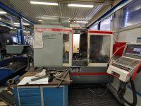 Centrum frezarskie pionowe CNC MAS MCV 1000 POWER