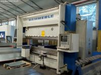 NC Hydraulic Press Brake HAMMERLE BM 200-3100 1996-Photo 3