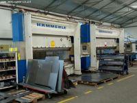 Prasa krawędziowa hydrauliczna NC HAMMERLE BM 200-3100 1996-Zdjęcie 5