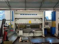 Hydraulische Abkantpresse NC HAMMERLE BM 200-3100 1996-Bild 2