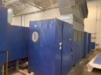 Cu laser 2d TRUMPF TRUMATIC L4050 2004-Fotografie 9