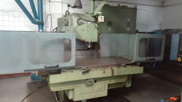 Fresadora horizontal TOS CNC KURIM FGSQ 63 1990