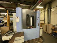Centro de mecanizado horizontal CNC DOOSAN HC 400 II