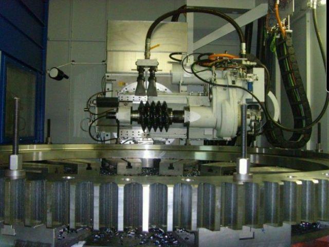 Fogaskerék-köszörülő gép GLEASON PFAUTER p2800/3200 2009