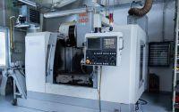 Centro de mecanizado vertical CNC EUMACH VMC 1100