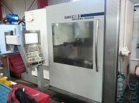 CNC vertikale maskineringssenter DMG DMC 1035
