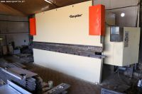 CNC Hydraulic Press Brake BEYELER EURO II PS 150/4100
