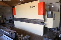 Hydraulische Abkantpresse CNC BEYELER EURO II PS 150/4100