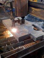 Maquina de corte plasma 2D ECKERT AGAT SPEED 2011-Foto 9