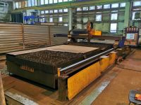 2D plasma cutter ECKERT AGAT SPEED
