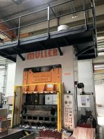 H Frame Hydraulic Press Müller Weingarten ZE 315-16.24.4