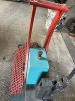 Машина для кованых деталей HEBO ERV 2 2009-Фото 4