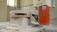 CNC Portal Milling Machine KIMLA 4080 5 OSI 2015-Photo 8