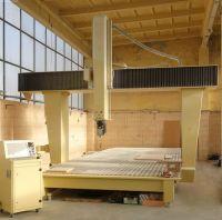Fresadora de pórtico CNC KIMLA 4080 5 OSI