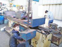 Vertikal CNC Fräszentrum  PGH-60150AH