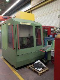 CNC数控立式加工中心 MAHO MAHOMAT 600
