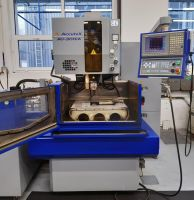 Wire Electrical Discharge Machine ACCUTEX AU-300iA
