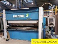 Horizontal Boring Machine Finn Power Safan E brake 65 2550 Finn Power Safan E brake 65 2550