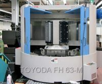CNC Horizontal Machining Center TOYODA FH 63 M