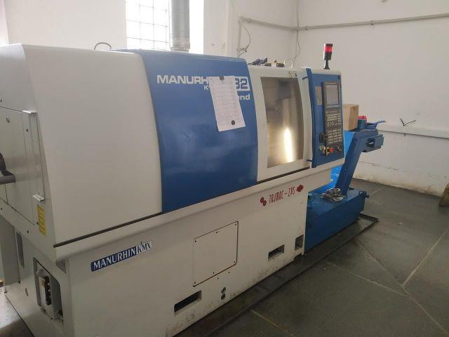 CNC strung automat MANURHIN KMX 532 Trend 2017