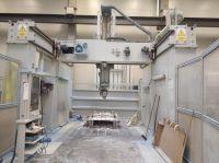 Vertikální obráběcí centrum CNC Sahos POWER FC 3500 CNC