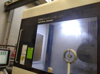Centrum frezarskie poziome CNC DMU DMU 100 P douBLOCK