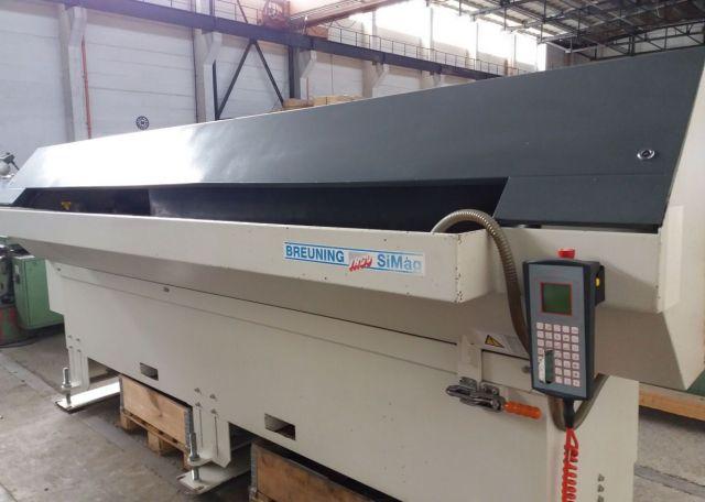 CNC-Drehmaschine BREUNING / IRCO SiMag 100.1-3000 2006