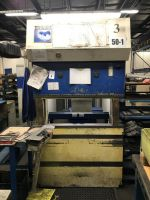 CNC Hydraulic Press Brake TRUMPF TrumaBend V50
