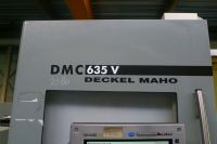 CNC verticaal bewerkingscentrum DMG MORI DMC 635 V 2005-Foto 7