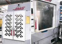 Centrum frezarskie poziome CNC HAAS HS 1RP HE 2002-Zdjęcie 2