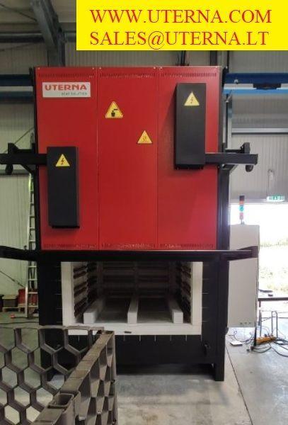 3 placa de rolo máquina de dobra Furnace 480 2019