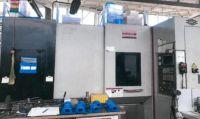 Centro de mecanizado vertical CNC QUASER HX505 AP 2010-Foto 2