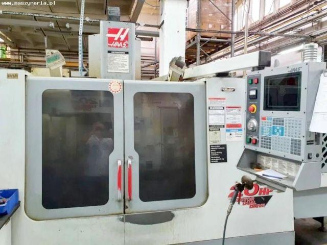 Centro de mecanizado vertical CNC HAAS VF-3 DAPCHE 2002