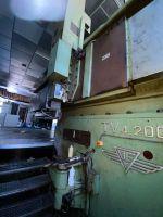 CNC Vertical Turret Lathe DYE TV 4200 1990-Photo 4