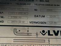 CNC kantbank LVD PPEB 220/40 1994-Foto 3