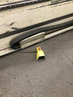 CNC hydraulický ohraňovací lis TRUMPF TrumaBend V130 2005-Fotografie 11