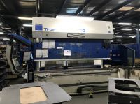 CNC Hydraulic Press Brake TRUMPF TrumaBend V130