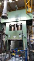 H Frame Hydraulic Press DIEFFENBACHER PHP 1000