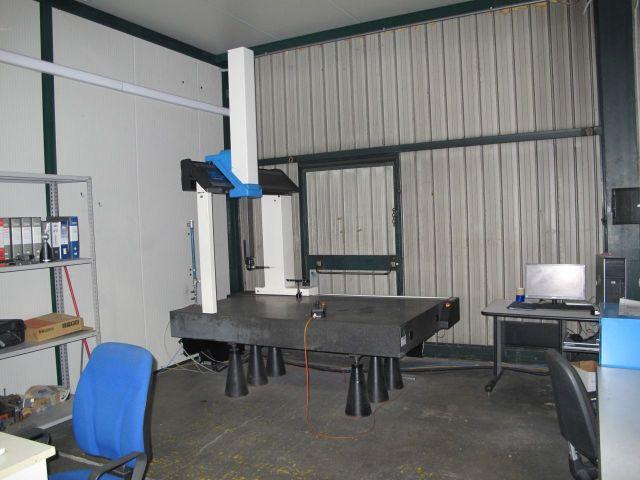 Diecasting Machine Macchina misura 3D DEA 1997