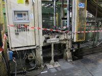 Pressa idraulica a due montanti Robopress trimming press 2008-Foto 2