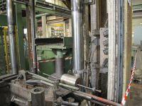 Pressa idraulica a due montanti Robopress trimming press 2008-Foto 4