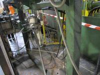Pressa idraulica a due montanti Robopress trimming press 2008-Foto 5
