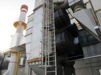 Smeltoven Impianto aspirazione forni con scambiatore IMP2 2004-Foto 4