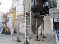 Smeltoven Impianto aspirazione forni con scambiatore IMP2 2004-Foto 5